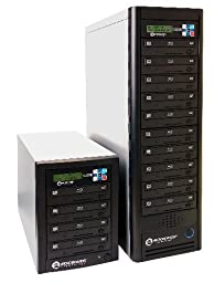 Microboards Technology Daisy-Chainable Blu-ray Duplicator 10 Drive Tower