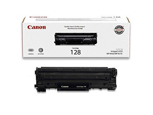 Canon CRG-128 (3500B001AA) Black Toner Cartridge