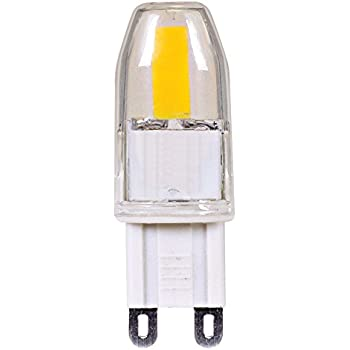 Satco S9548 LED 4W G9 Base 4JCD//G9//LED//3000K//120V//D