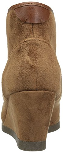 Girl Ankle Dallyy Tan Madden Fabric Bootie Women's tqwRnAd
