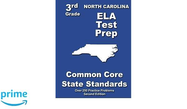 North Carolina 3rd Grade ELA Test Prep: Common Core Learning ...