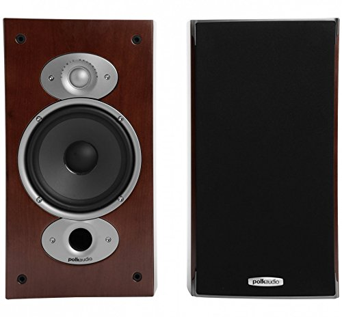Polk Audio RTI A3 Bookshelf Speakers (Pair, ()