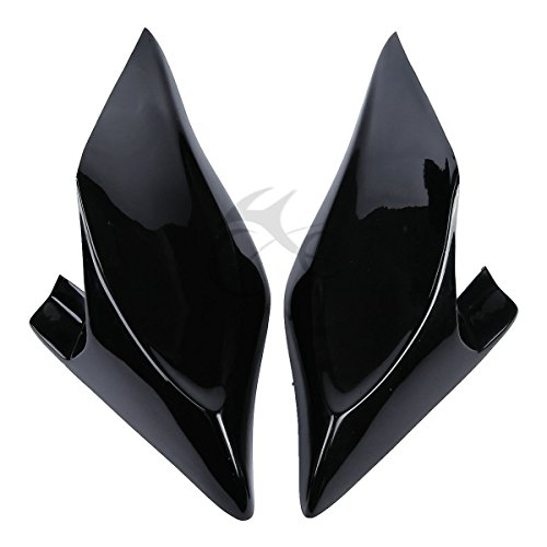 (XFMT Fiberglass Stretched Side Covers Compatible with Harley Davidson Touring Baggers)