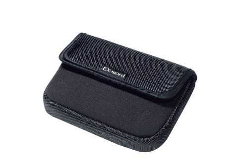Casio EX-WORDSMALL-CASE Nylontasche für elektronisches Wörterbuch EW-G550, EW-G560, EW-G570 schwarz23