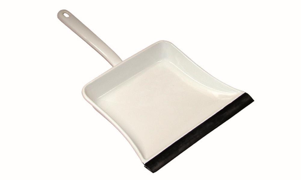Riess polvere Paletta con gomma Lippe, Paletta, Bianco RIESS KELOmat GmbH