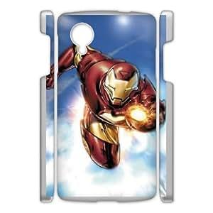 Google Nexus 5 Phone Cases Iron Man YT320219
