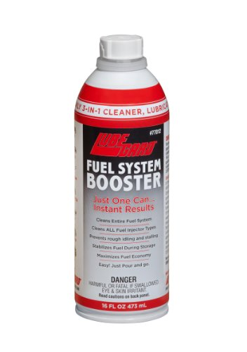 Lubegard 77012 Fuel System Booster Cleaner - 16 oz.