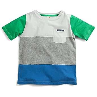 Camiseta Mundo que Muda Cinza - Infantil 10A/Y
