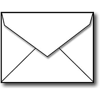 mr mrs envelopes 3 625 quot x 2 75 quot 100