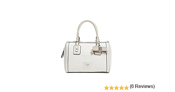 5df5988414 GUESS Factory Women's Burnley Box Satchel: Amazon.ca: Shoes & Handbags
