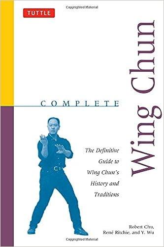 Wing Chun Book