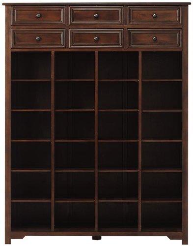 Oxford Shoe Storage Cabinet, 54