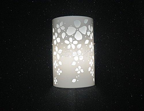 Applique a parete per illuminazione home indoor&esterno decor alla