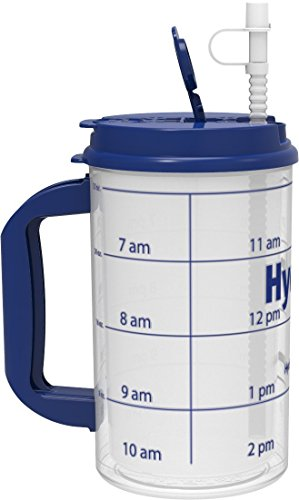 Hydr 8 Gallon Insulated Marked Bottle product image