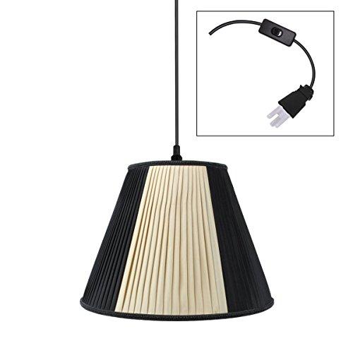 New 17 Pleat Lamp Shades - 6