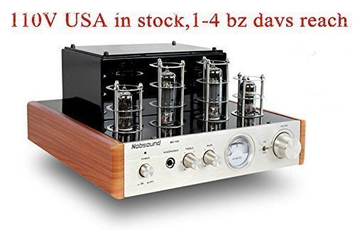 Nobsound MS-10D Tube Power Amplifier