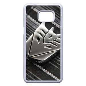 Samsung Galaxy S7 Edge Phone Case White Marvel Movie Transformers Case Cover PP7U360238