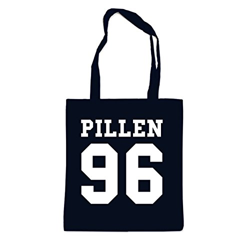 Pillen 96 Bag Black