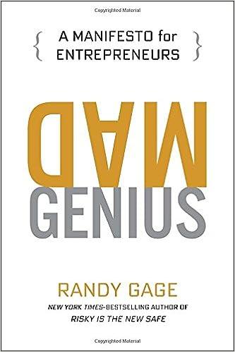 Randy Gage - Mad Genius Audiobook Free Online