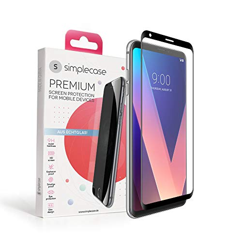 Simpl ECASE BU de 0002 - 321688 LG V30 Full Screen Premium ...