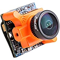 Crazepony RunCam fpv Camera Micro Swift 600TVL 2.3mm​ Lens 5 to 36V NTSC IR Blocked for FPV Racing Drone