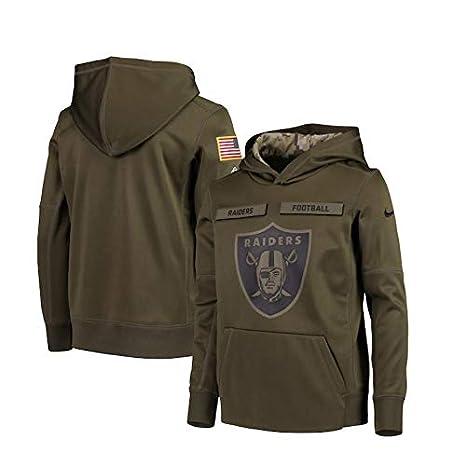 buy online 80f41 2ea76 salute to service raiders hoodie