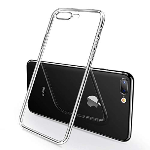 TPU Gel Bumper Soft Silicone Case Scratch Shock Resistant Case with Reinforced Corners Compatible Phone 78 03