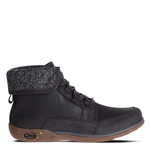 Chaco Women's Barbary Fashion Boot, Black Iron, 7.5 B (M)