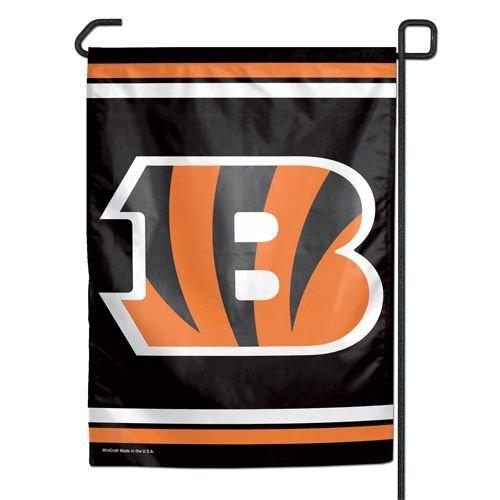 NFL Cincinnati Bengals WCR08364013 Garden Flag, 11