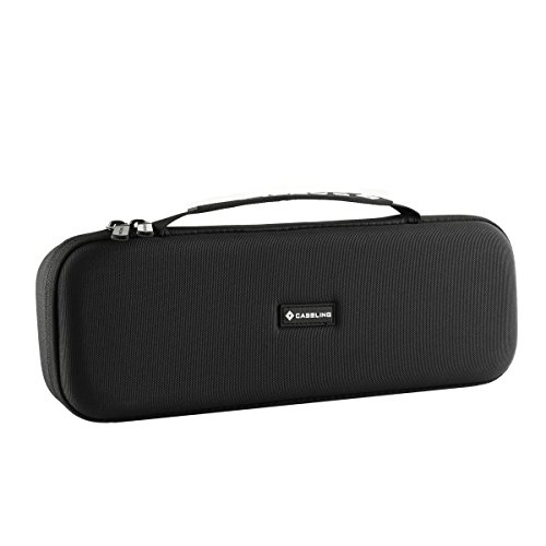 Price comparison product image Hard CASE for Flat Iron. With mesh pocket. By Caseling