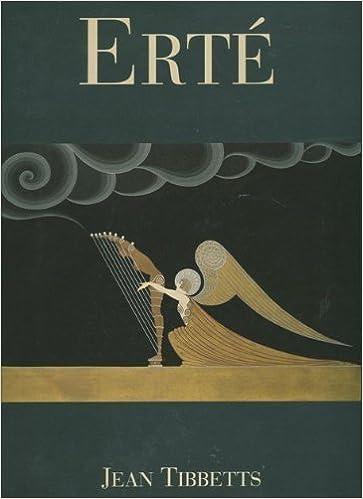 Erte Jean Tibbetts 9781566196635 Amazon Books