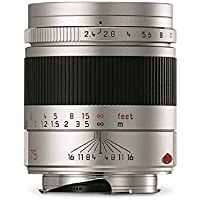Leica 75mm F/2.4 Summarit-M Silver 11683