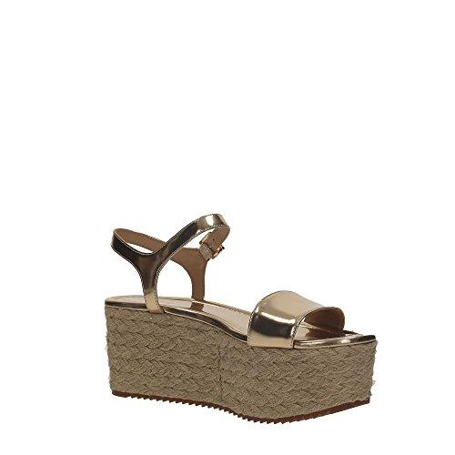 Michael Kors 40S7NAFA3M Zapatos De Cuña Mujer *