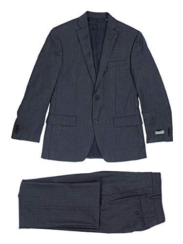 (MICHAEL Michael Kors Men's Classic-Fit Suit (38R 31W, Grey))