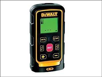 Laser Entfernungsmesser Dewalt : Dewalt dw p meter laser entfernungsmesser amazon baumarkt