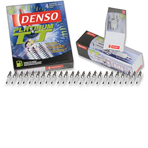 24 pcs Denso Platinum TT Spark Plugs 2001-2013 Mercedes-Benz S600 5.5L 5.8L V12