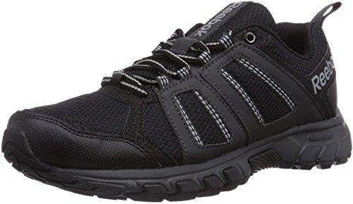 Foggy Reebok Ride 0 Black Grey Flat 2 Walkingschuhe Comfort Gravel Grey Unisex Erwachsene DMX RS Schwarz 16r1gq