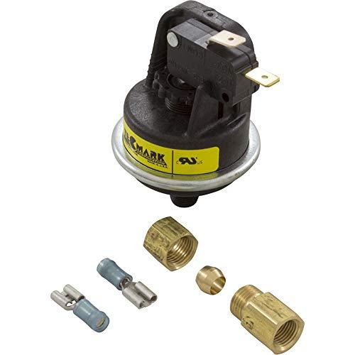Raypak Pressure Switch, Versa/Gemini/RP2100