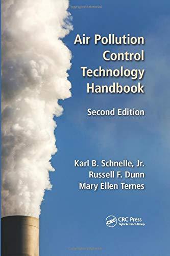 Amendment Exhaust System - Air Pollution Control Technology Handbook