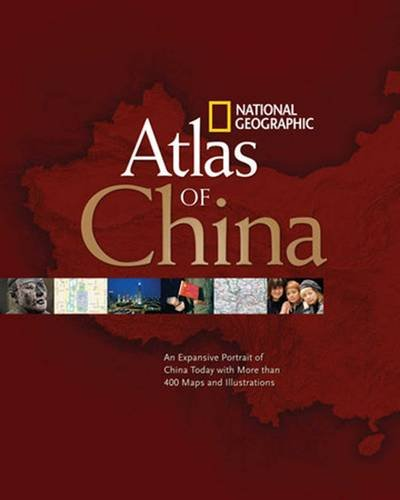 National Geographic Atlas Of China