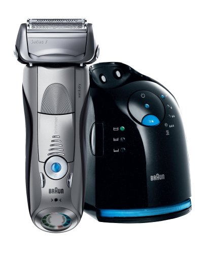 Braun Series 7 790cc-7 Newest Model in August, 2013 Pulsonic Shaver System