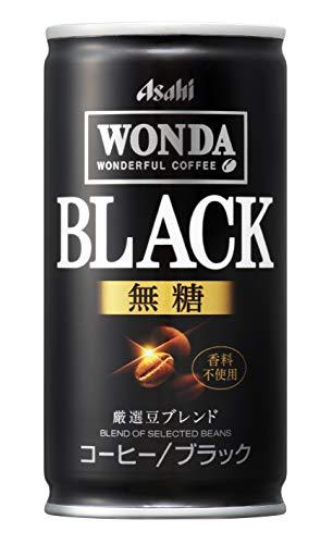 일본 아사히 캔커피 아사히 음료 완다 블랙 185g × 30 개