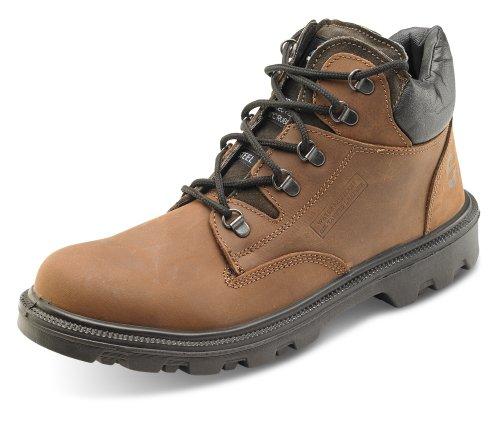 Footwear Chukka Cut nbsp;b Brown Sherpa click Mid nbsp;– Di Sicurezza Stivali zaRanwqxSH