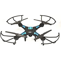 AWESOME DRONE for Kids VR FPV WIFI FULL SIZE | 6 Axis Gyro Stabilization HD CAMERA | Live Action Birds Eye Views | All the Best Functions | BONUS: VR GOGGLES INCLUDED