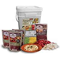 Wise Company 104-Serving Emergency Food Variety Pack Bucket