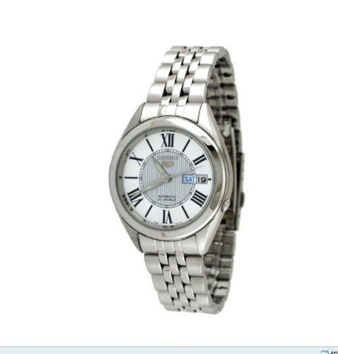 Reloj Seiko 5 Gent SNKL29K1 - Analógico Automático para Hombre en Acero inoxidable: Amazon.es: Relojes