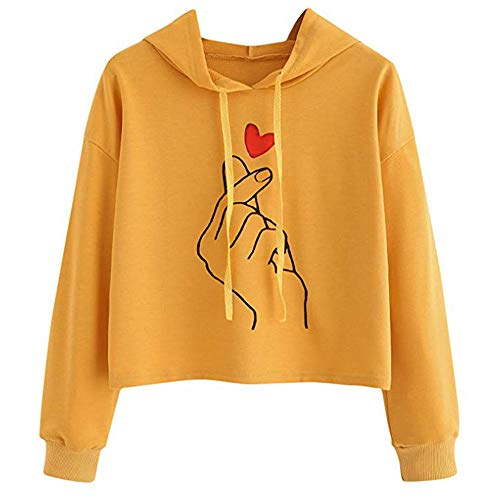 UOKNICE Womens Blouses, Long Sleeves Casual Winter Warm Fashion Round Neck Love Cute Sweatshirts Pullover Hoodies Tops Falda dos piezas Zero Dark zaful Woman z Rated Baby 0-6 Months Link Girl 0-3