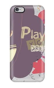 2526822K710531503 anime girl face Anime Pop Culture Hard Plastic iPhone 6 Plus cases by supermalls