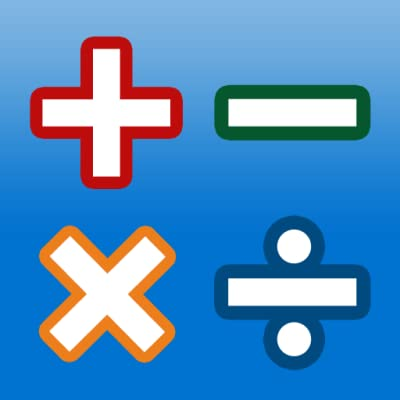 AB Math - Juego de mates para los niños y los grandes : adición,soustraction,multiplicación,división
