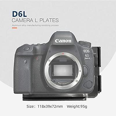 6DL - Soporte para cámara réflex Digital (Montaje de liberación ...